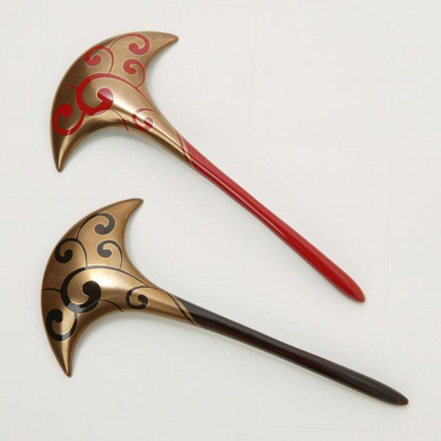 Kanzashi (bâton / pic à cheveux).