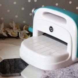 Enfin une machine de découpe et d'embossage ! Achats et premières utilisations…
