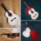 Une boîte en forme de guitare super réaliste !